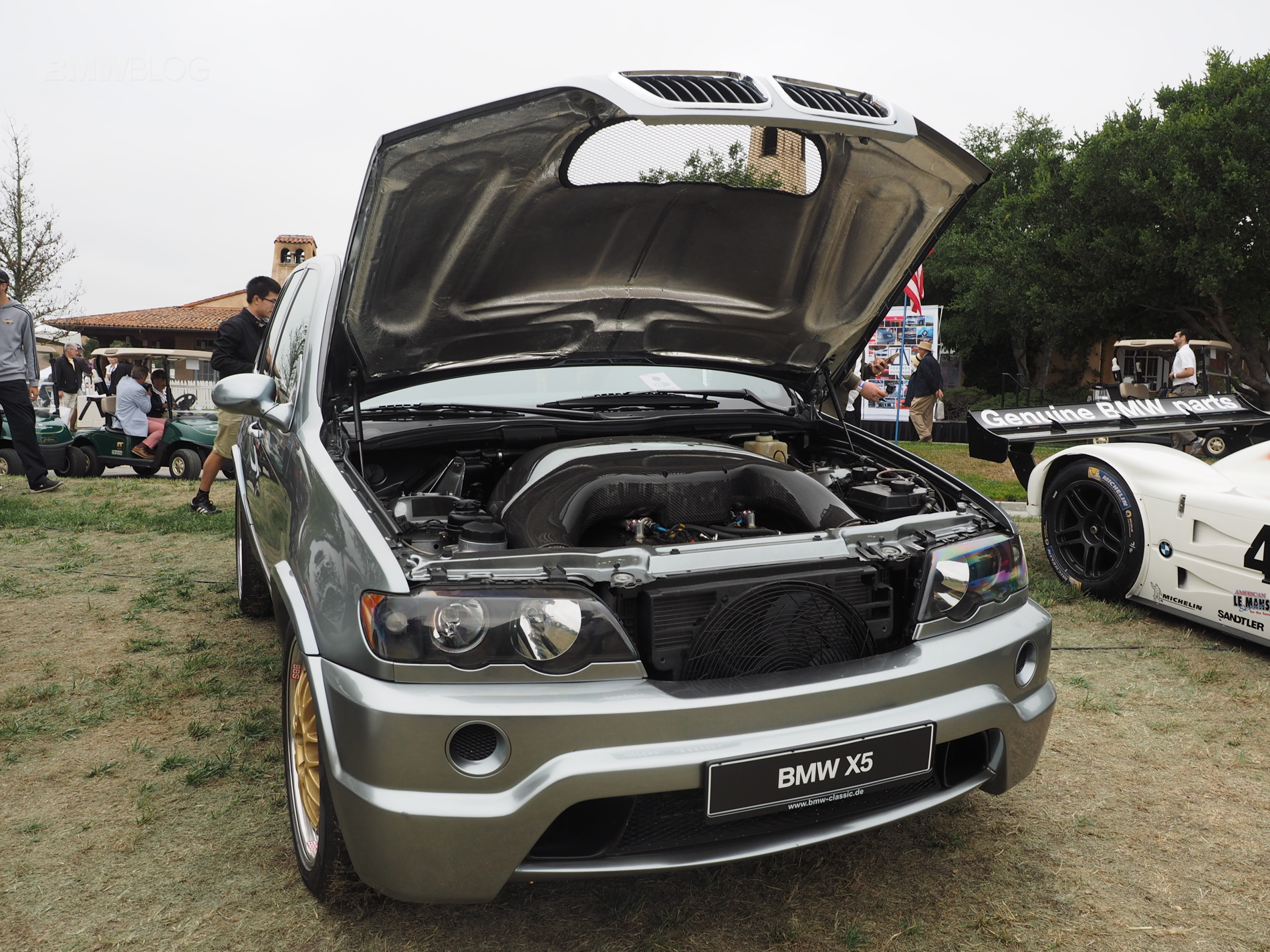 BMW X5 Lemans LOTA 6