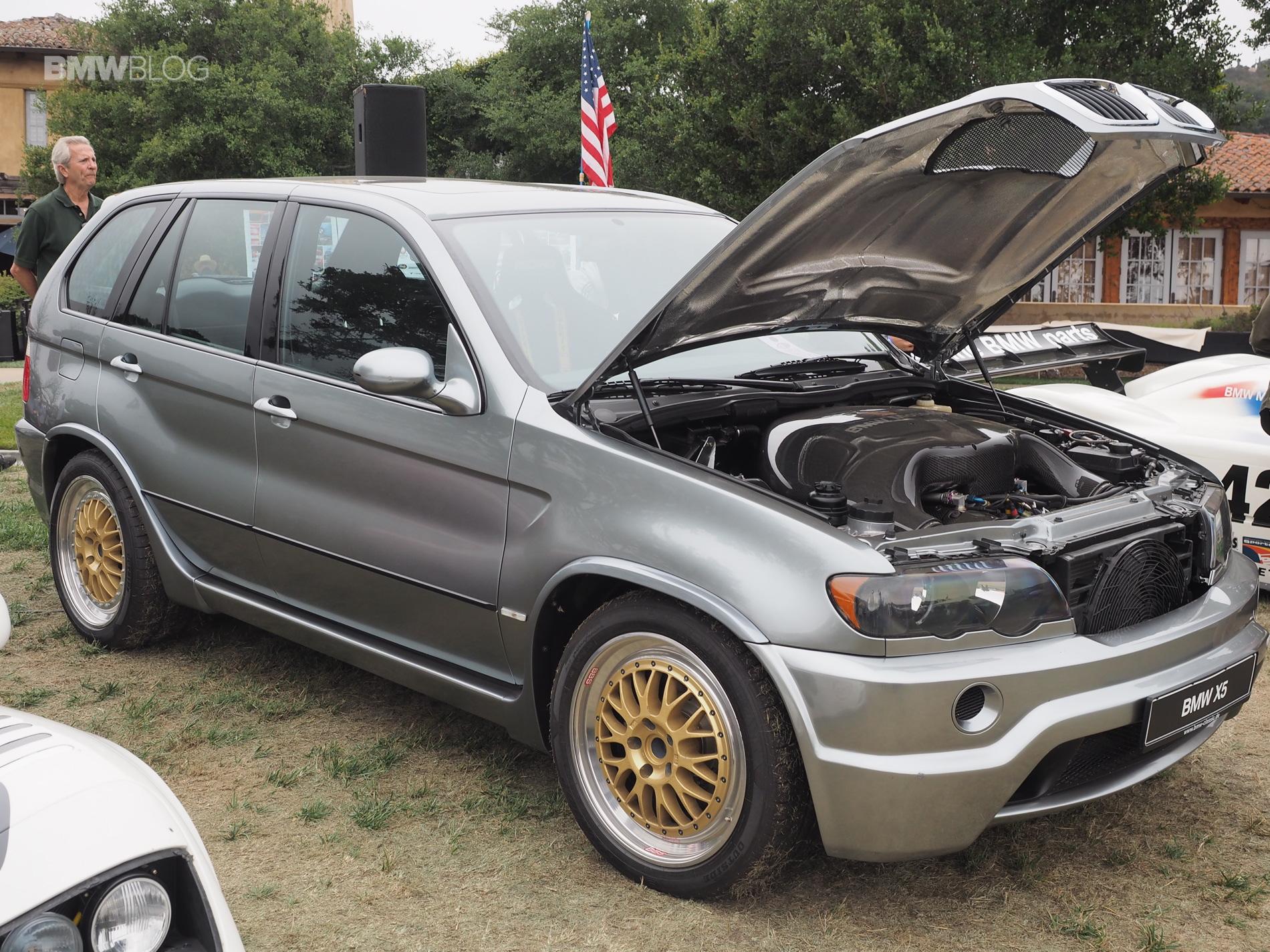 BMW X5 Lemans LOTA 8