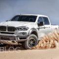 BMW pickup truck rendering 120x120
