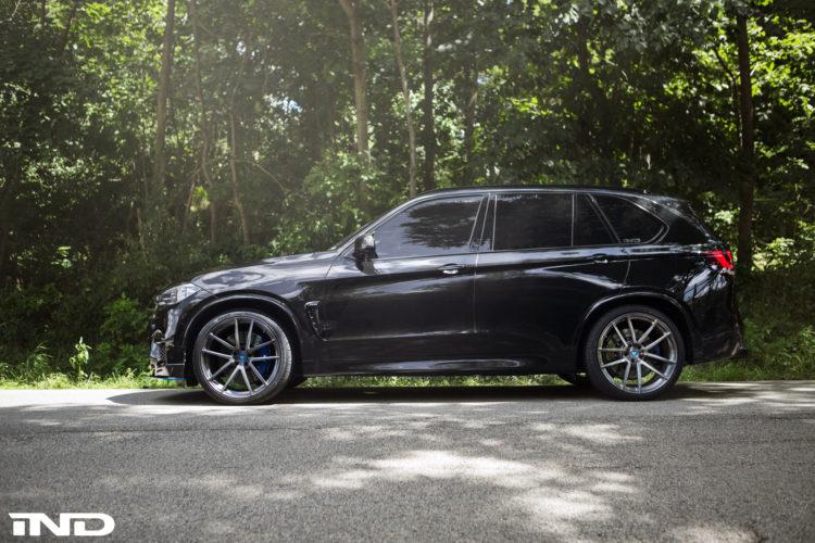 Black Sapphire Metallic BMW F85 X5M By IND Distribution 16 750x500