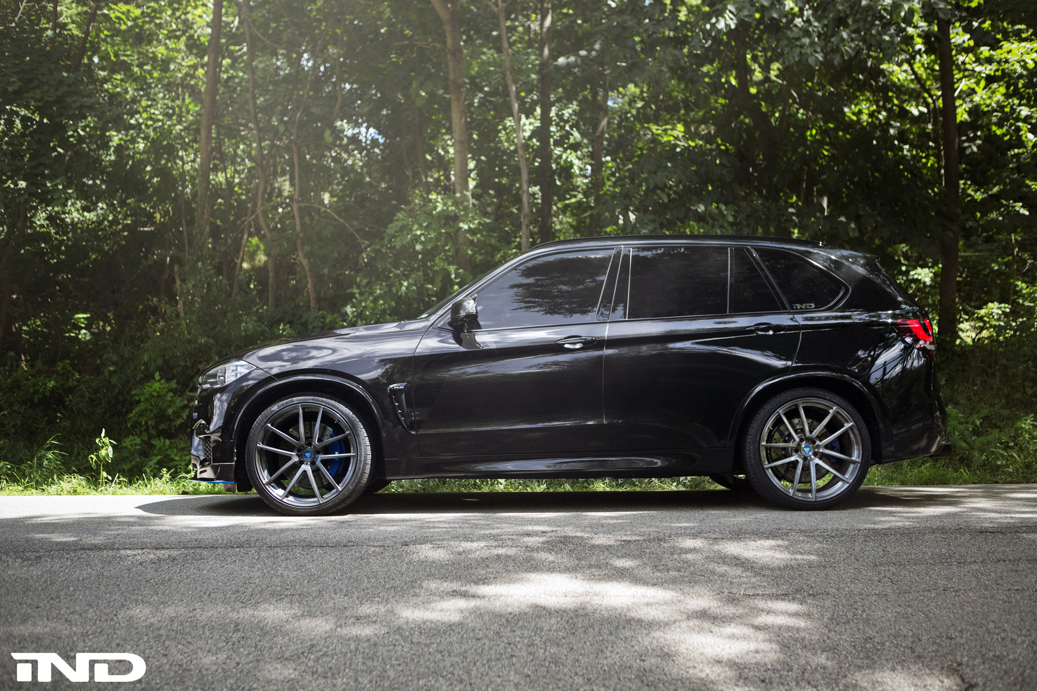 Bmw X5 Monster Truck >> Black Sapphire Metallic BMW F85 X5M By IND Distribution