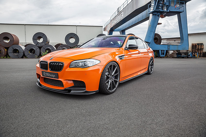 Carbonfiber Dynamics BMW M5 6