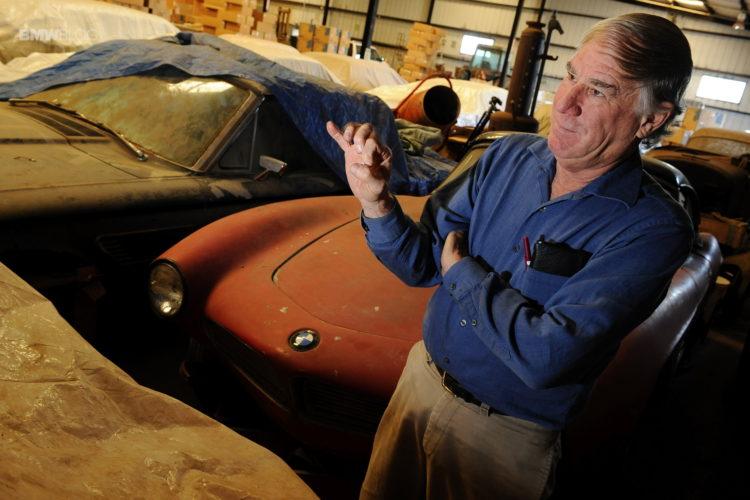 Elvis Presley BMW 507 restored 18 750x500