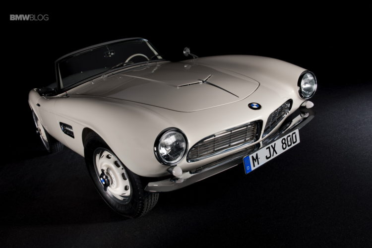 Elvis Presley BMW 507 restored 27 750x500