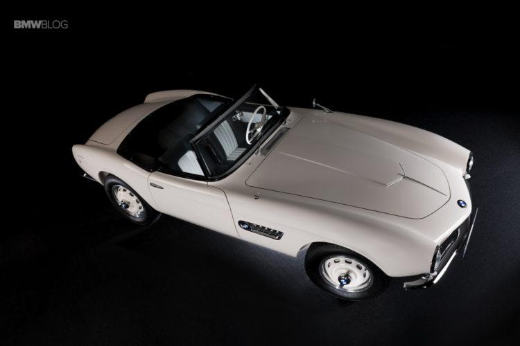 Elvis Presley BMW 507 restored 28 750x500