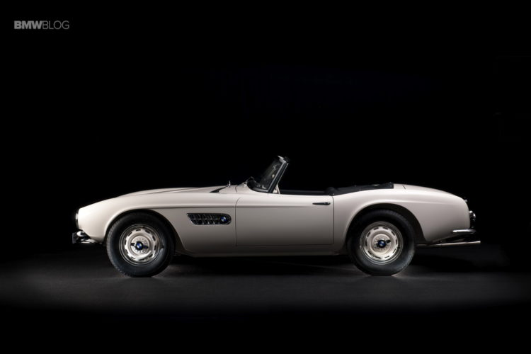 Elvis Presley BMW 507 restored 32 750x500