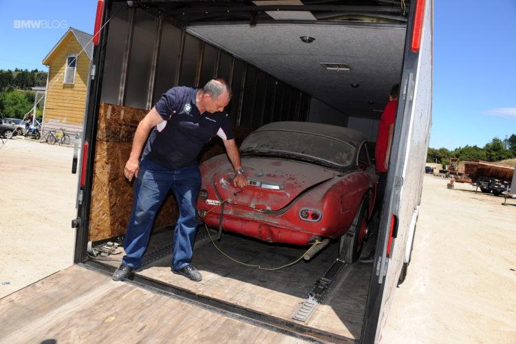Elvis Presley BMW 507 restored 7 750x500