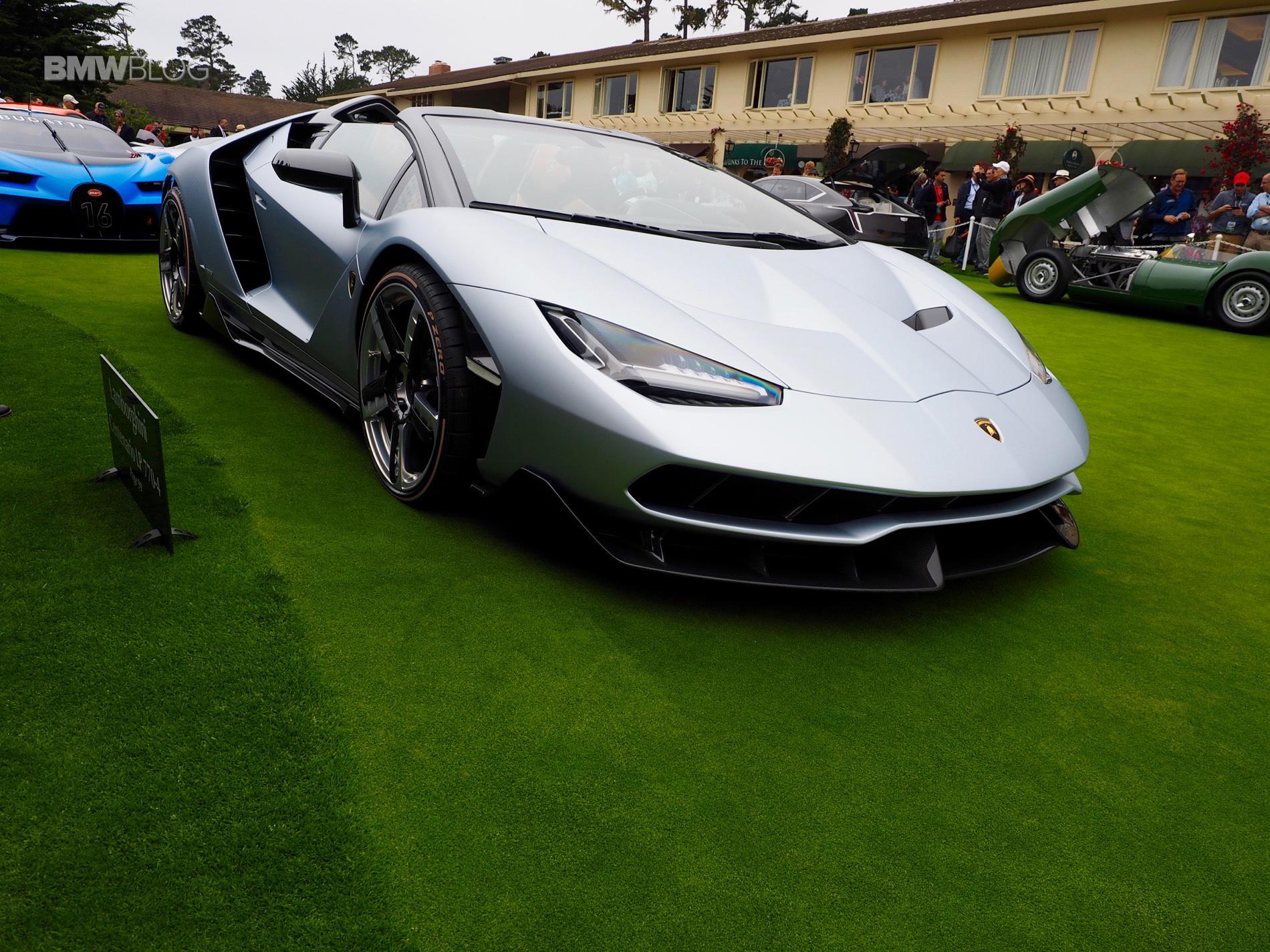 Lamborghini Centenario LP 770 4 2