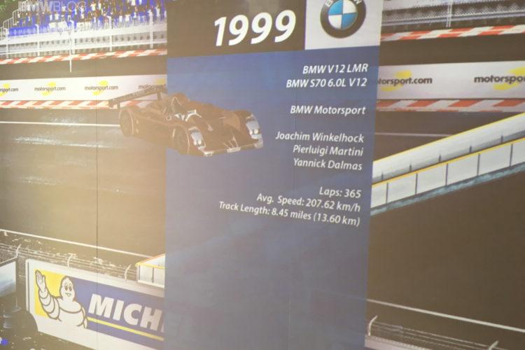 Michelin Digital Display Le Mans 2 750x500