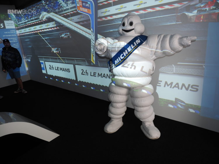 Michelin Digital Display Le Mans 5 750x563