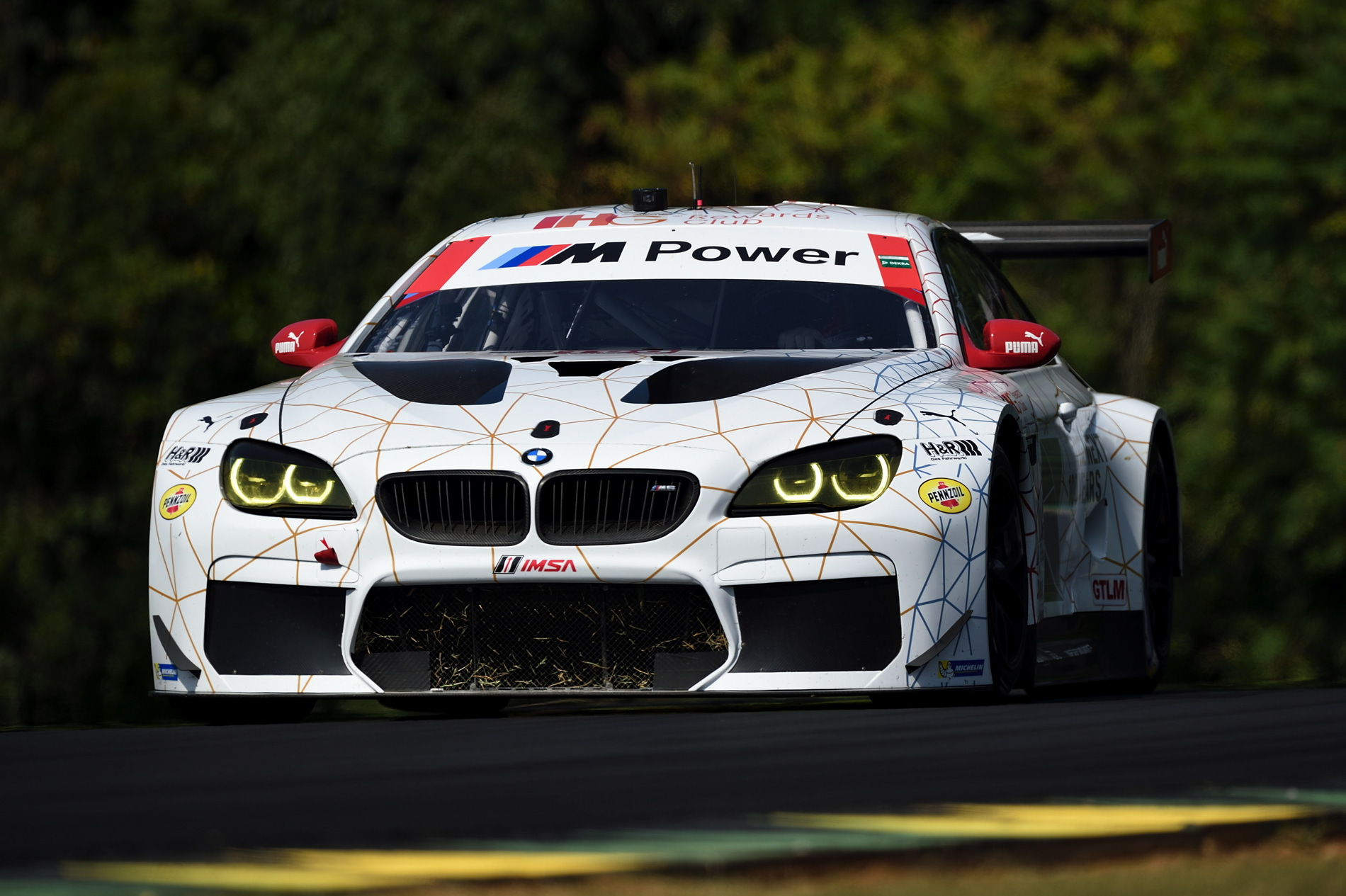 Michelin GT Challenge BMW M6 GTLM 11