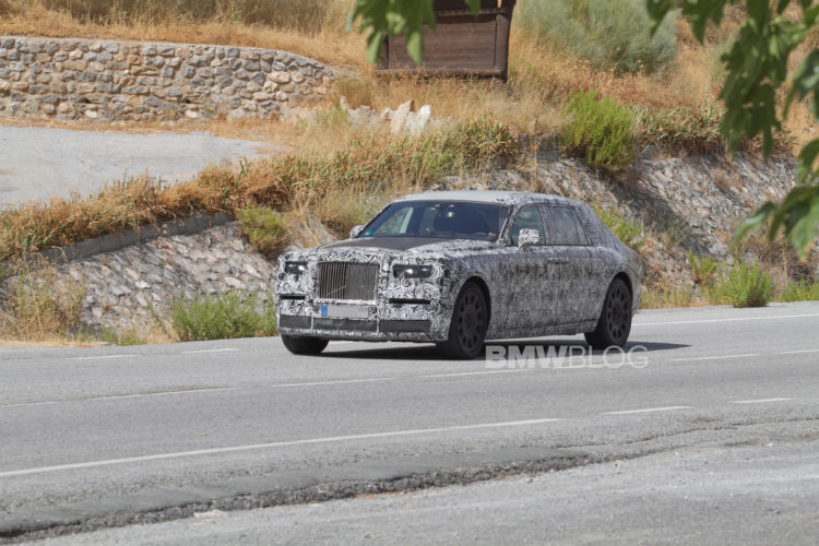 The new Rolls Royce Phantom 2018 750x500