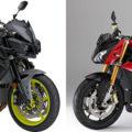 Yamaha FZ 10 BMW S1000 R 120x120