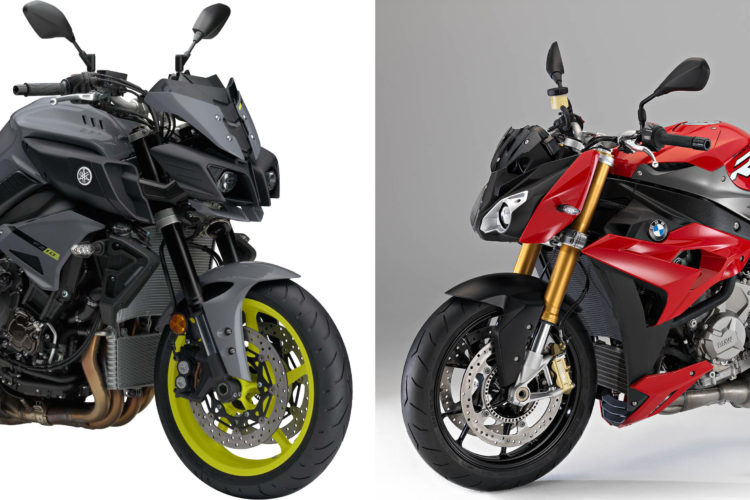 Bmw S 1000 R Vs Yamaha Fz 10 By The Numbers