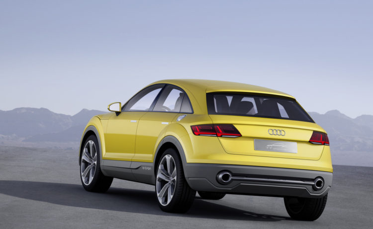 Future Audi Q To Compete With BMW X - Audi q4