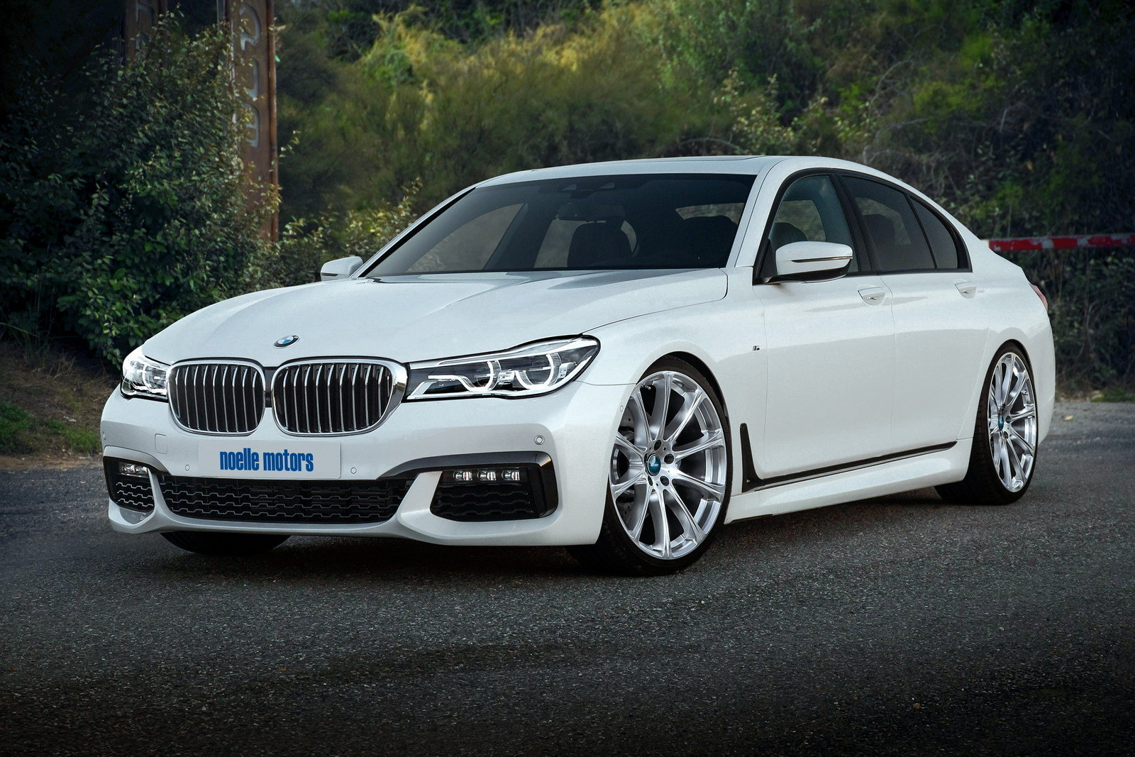 bmw 750i by noelle 2