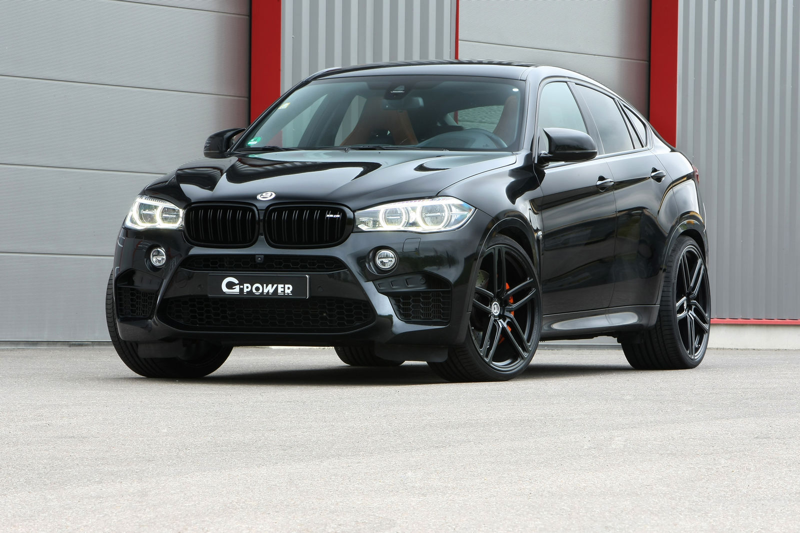 G Power Bmw X6 M Delivers 739 Horsepower
