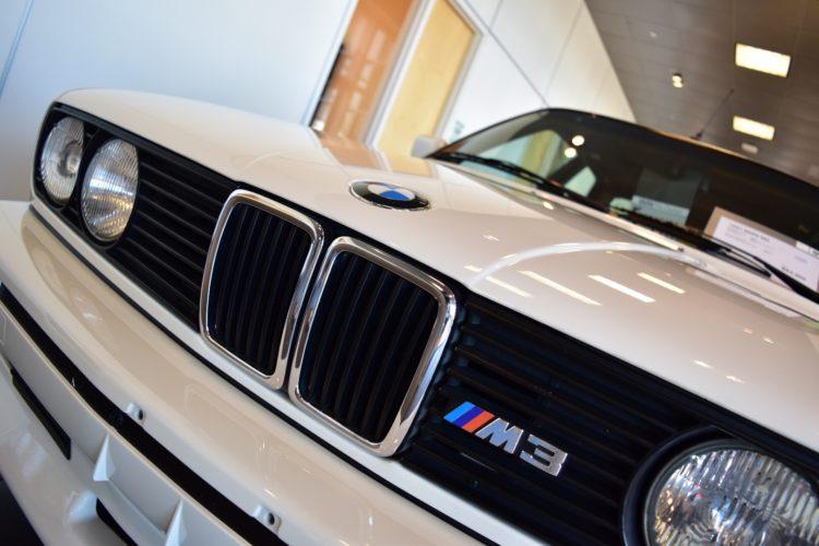 1991 BMW 3 Series M3 4 750x500