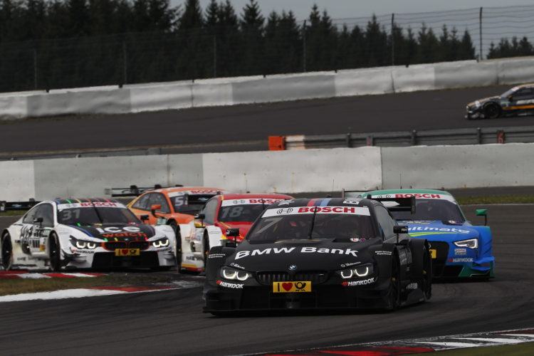 2016 DTM Nurburgring Sunday 4 750x500