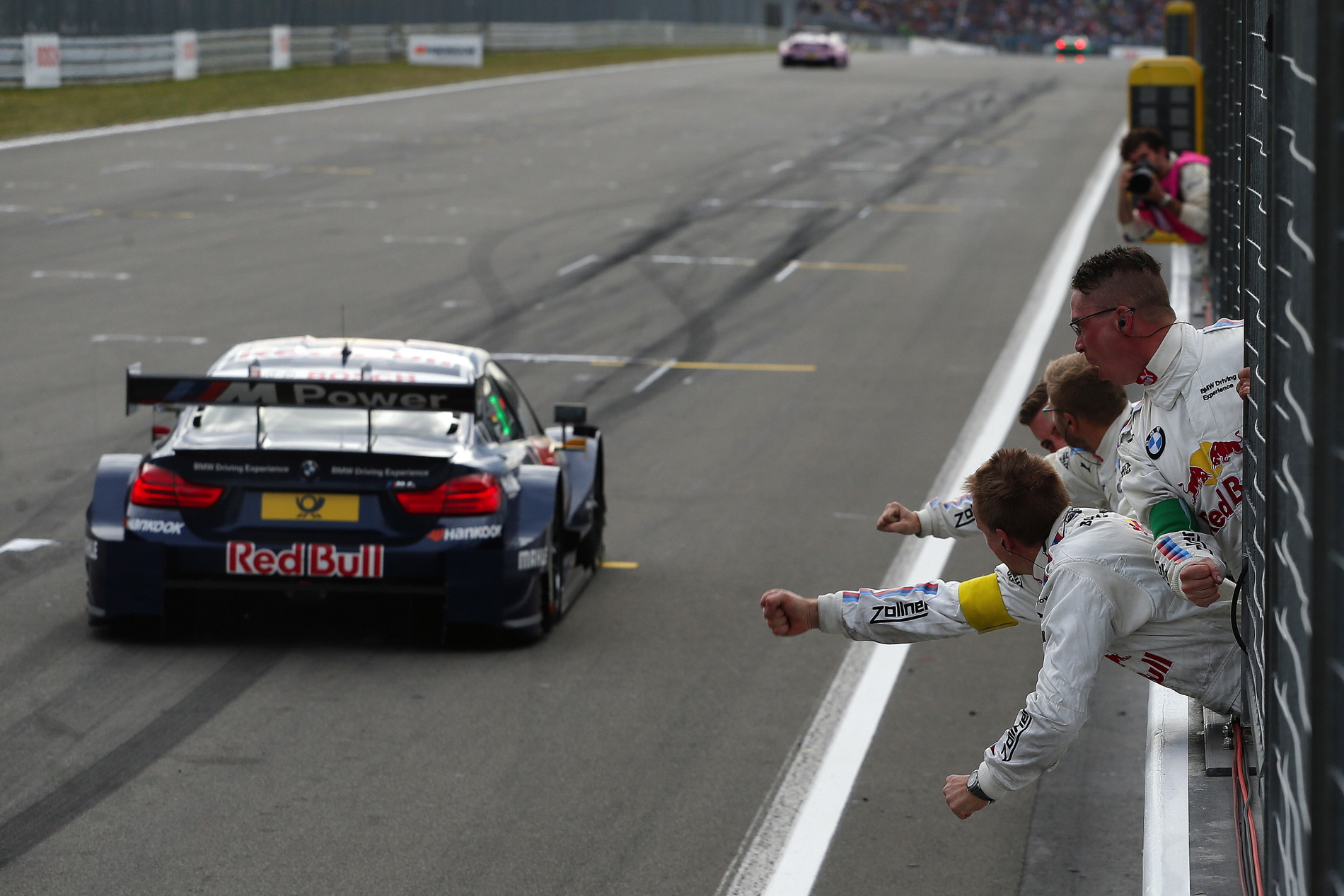2016 DTM Nurburgring Sunday 7