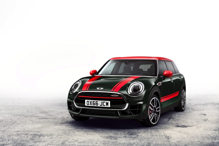 2017 MINI John Cooper Works Clubman 1 750x500