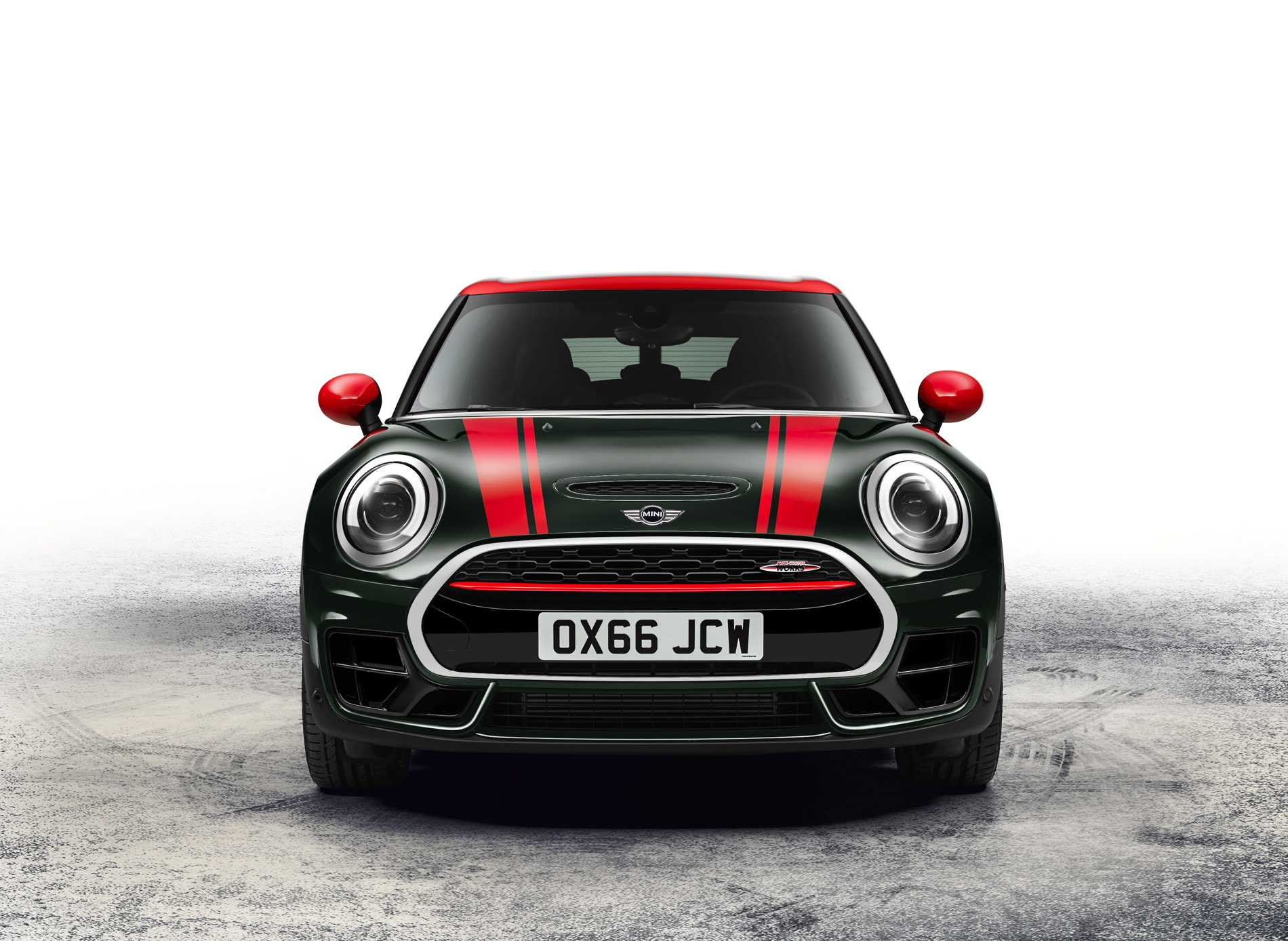 WORLD PREMIERE: MINI John Cooper Works Clubman