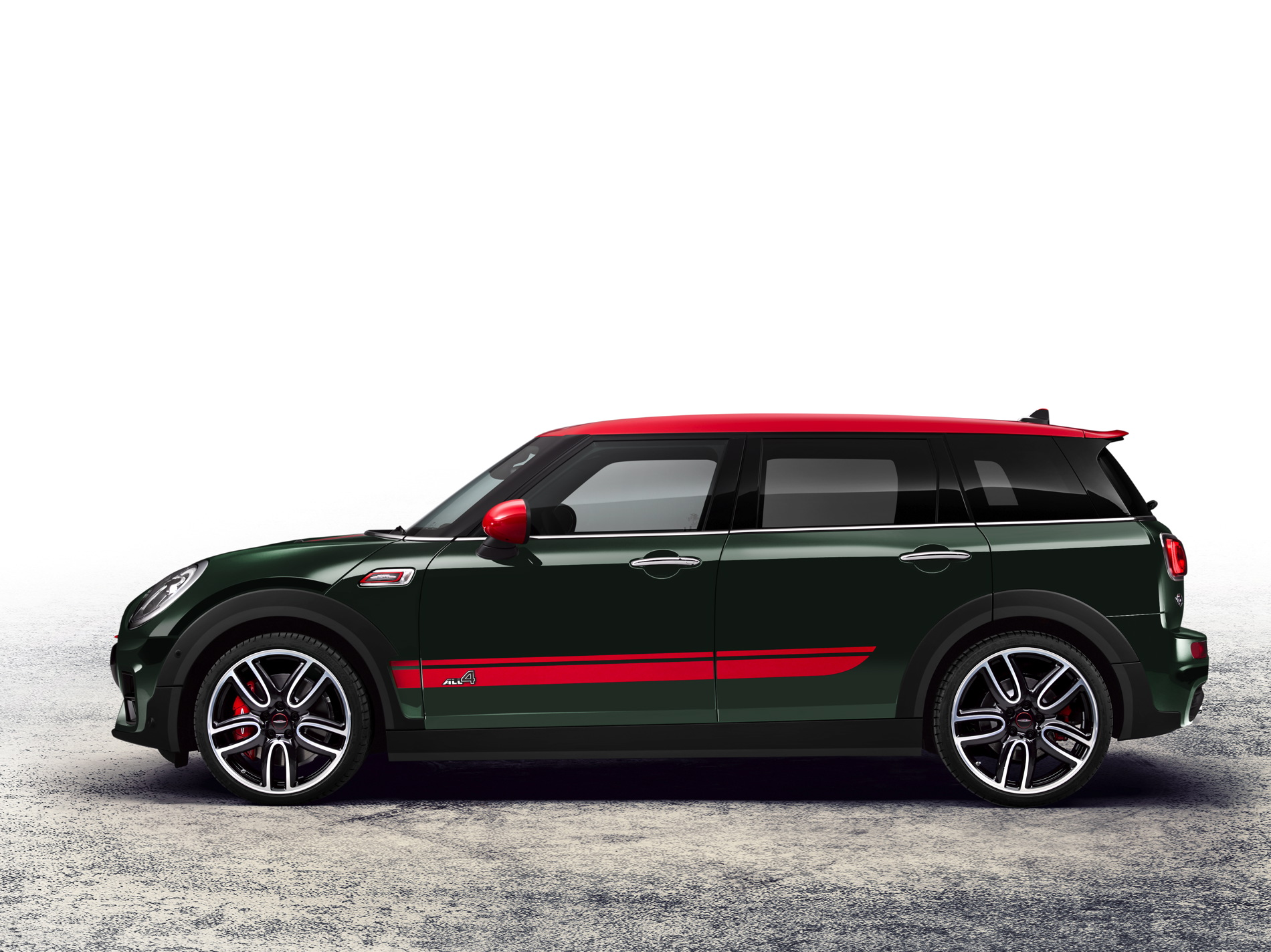 world premiere mini john cooper works clubman. Black Bedroom Furniture Sets. Home Design Ideas