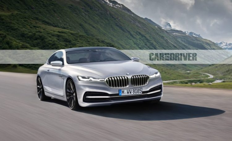 2018 BMW 8 series spy photo 101 1 876x535 750x458