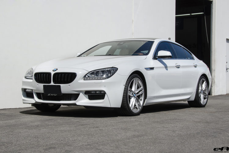 Alpine White BMW 650i Gets Visual Refreshments Installed 10 750x500