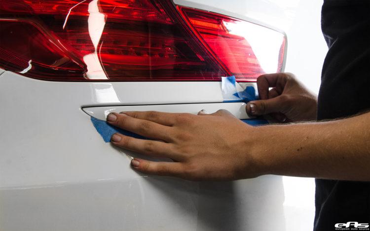 Alpine White BMW 650i Gets Visual Refreshments Installed 3 750x469