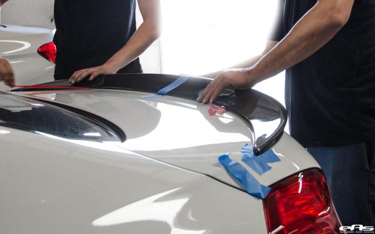 Alpine White BMW 650i Gets Visual Refreshments Installed 9 750x469