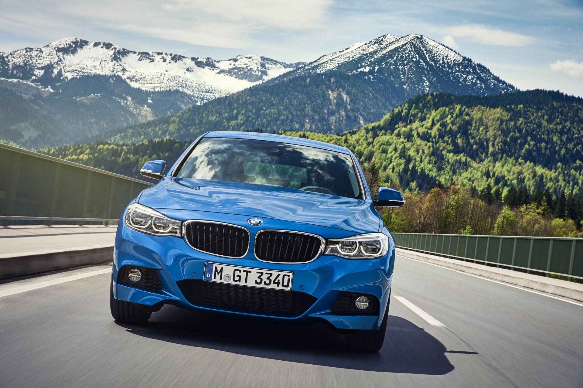 BMW 3 Series GT LCI13