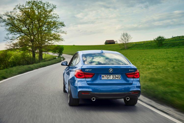 BMW 3 Series GT LCI14 750x499