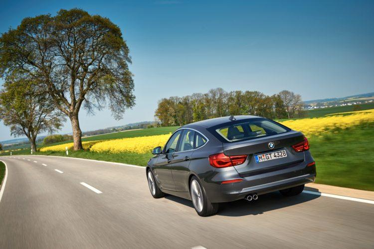 BMW 3 Series GT LCI6 750x499