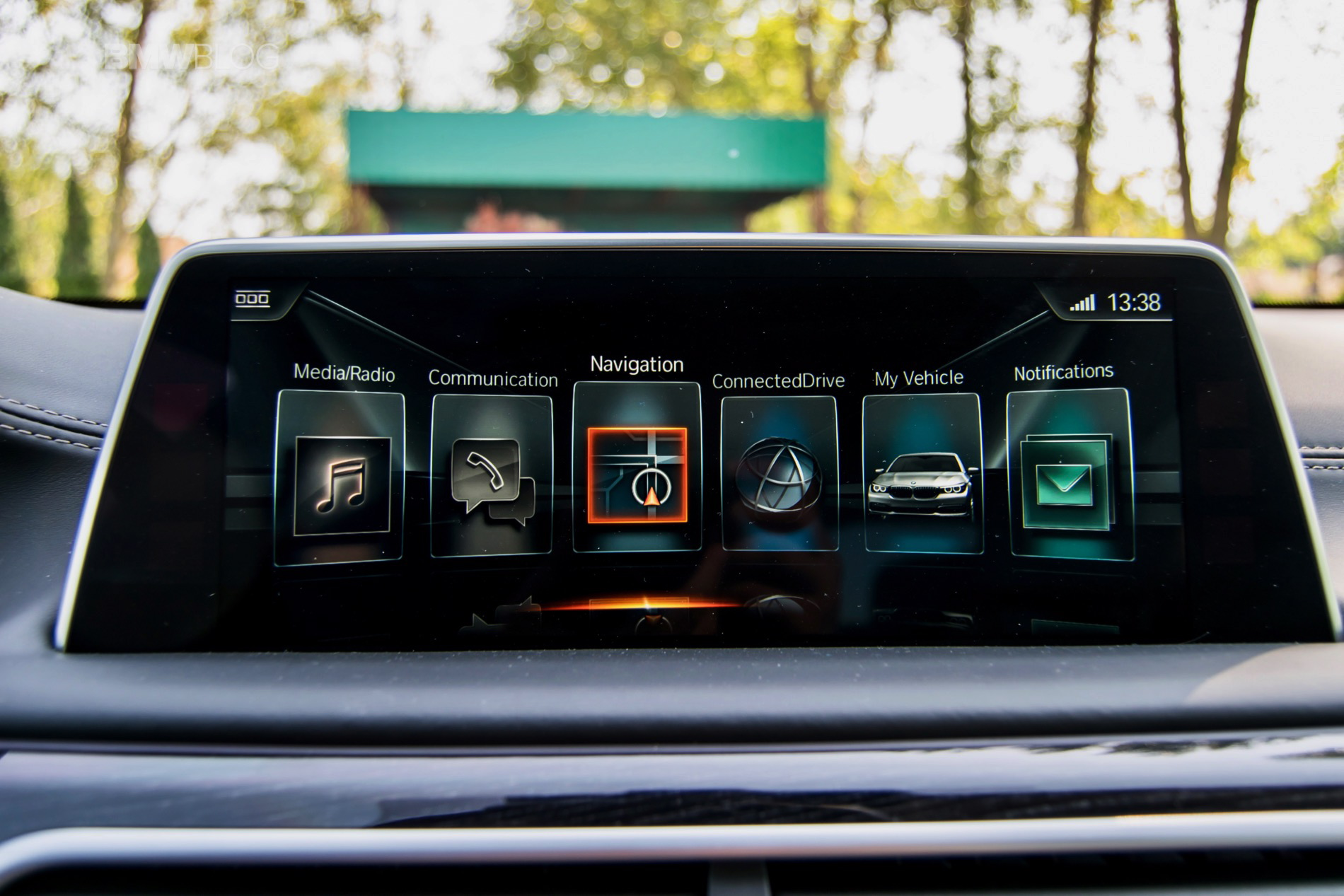 BMW 740Le test drive review 11