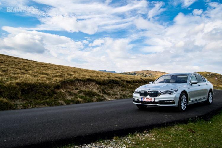BMW 740Le test drive review 28 750x500