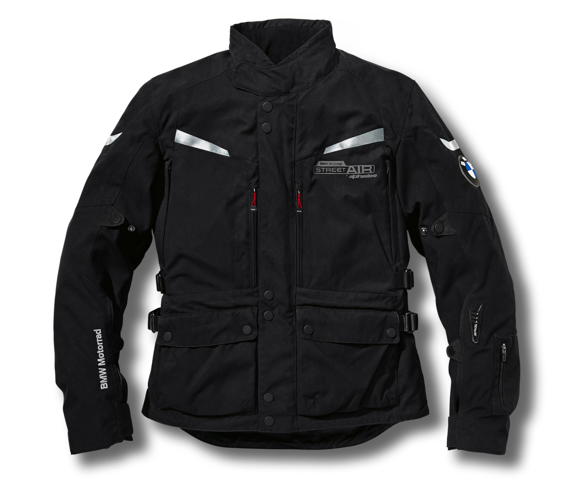 BMW Airbag Jacket Street Air Dry Alpinestars 2