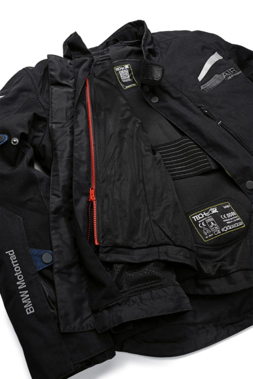 BMW-Airbag Jacket Street Air Dry-Alpinestars-3