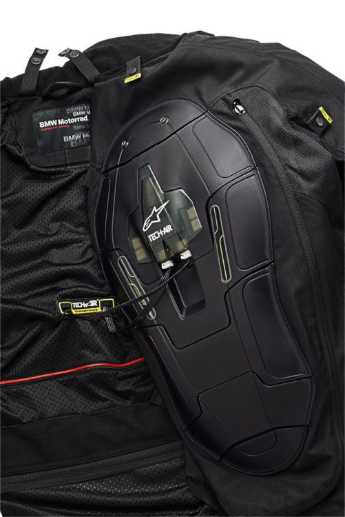 BMW Airbag Jacket Street Air Dry Alpinestars 4 501x750