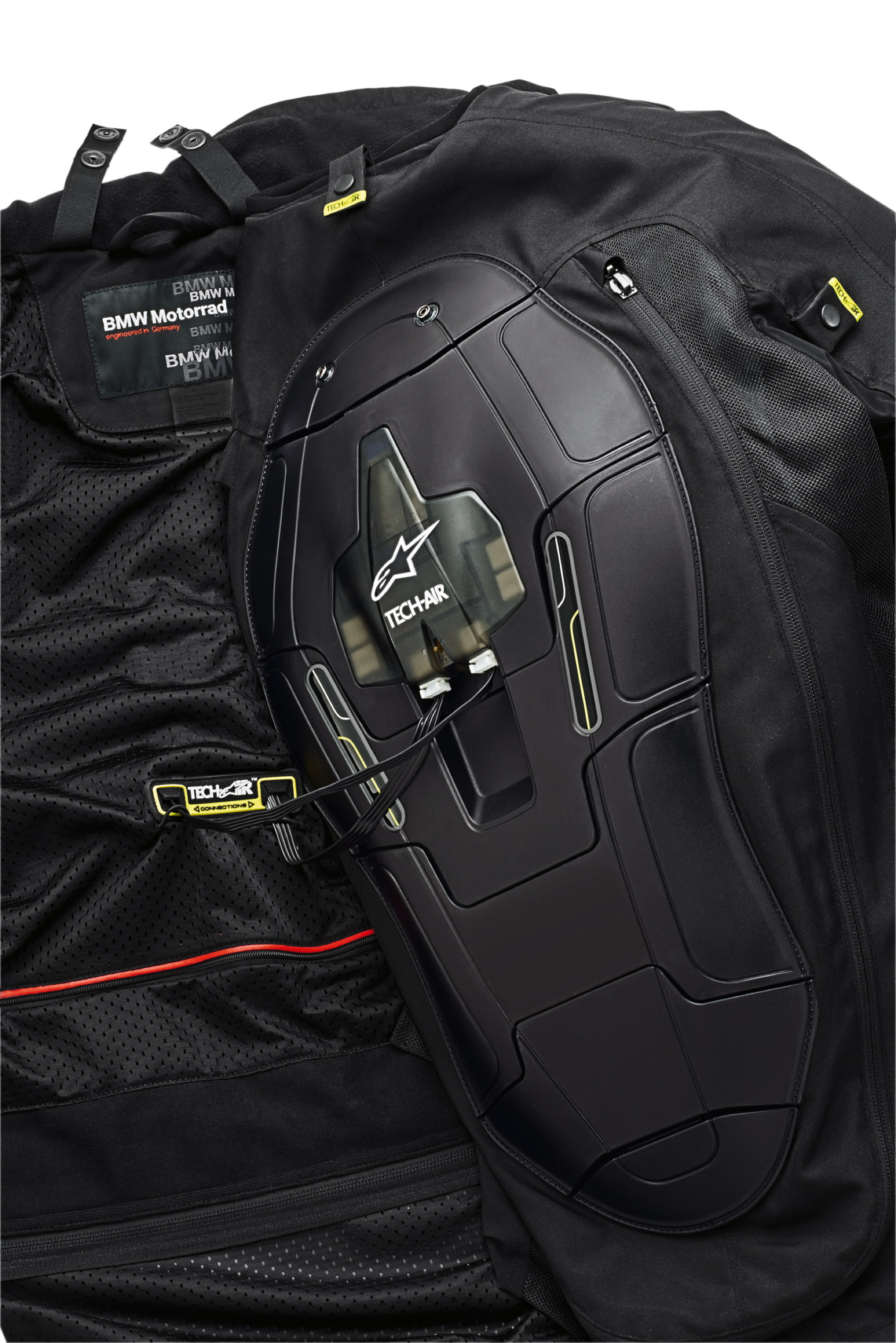 Bmw Motorcycle Jacket >> BMW Motorrad and Alpinestars Reveal Jacket with Airbags