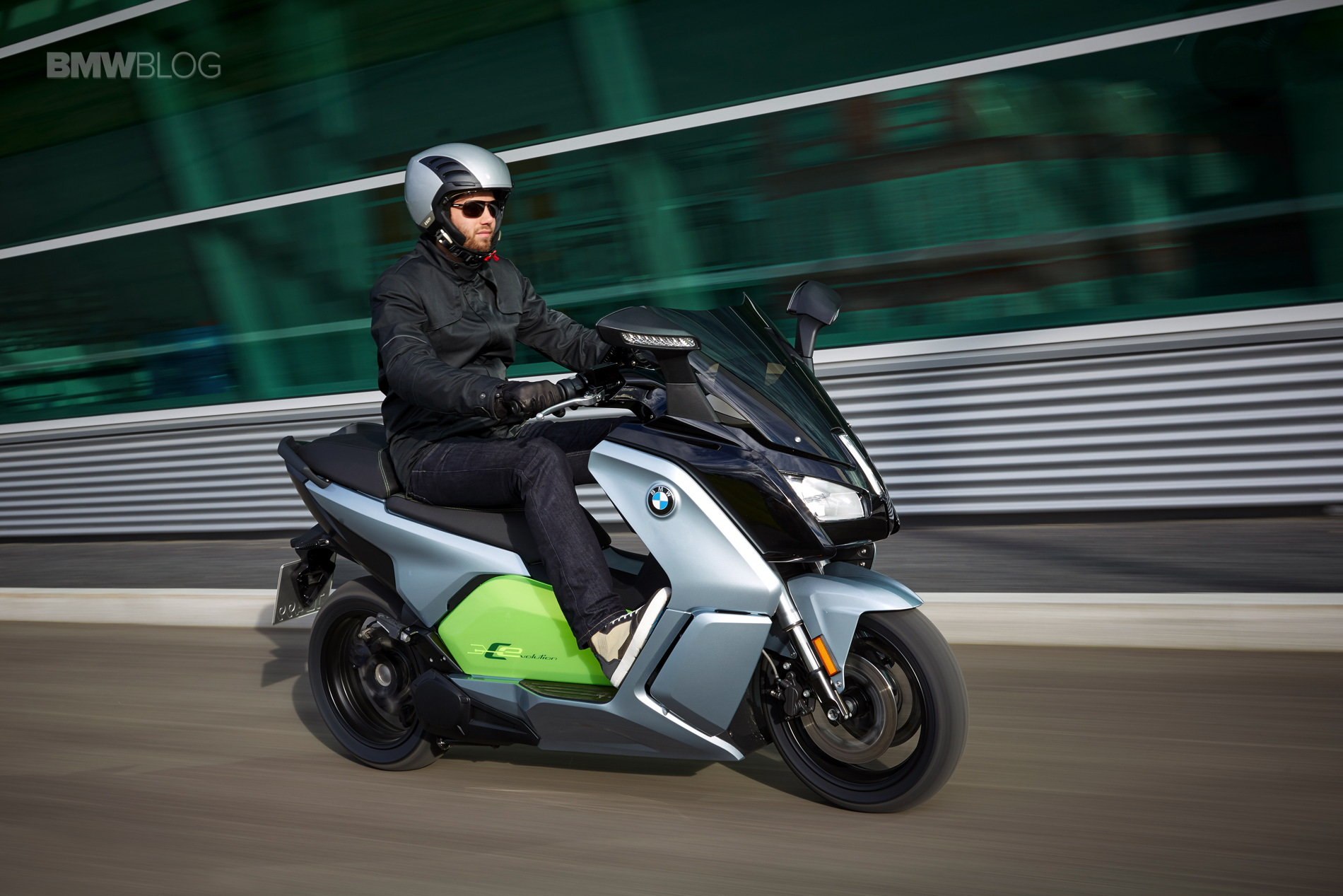 BMW C Evolution Scooter 11kw 1