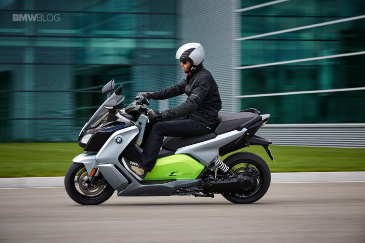 BMW C Evolution Scooter 11kw 4 750x500