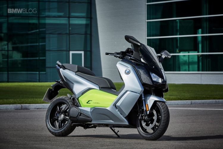 BMW C Evolution Scooter 11kw 5 750x500