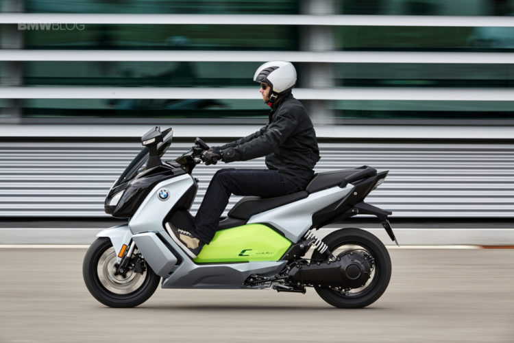 BMW C Evolution Scooter 11kw 8 750x500
