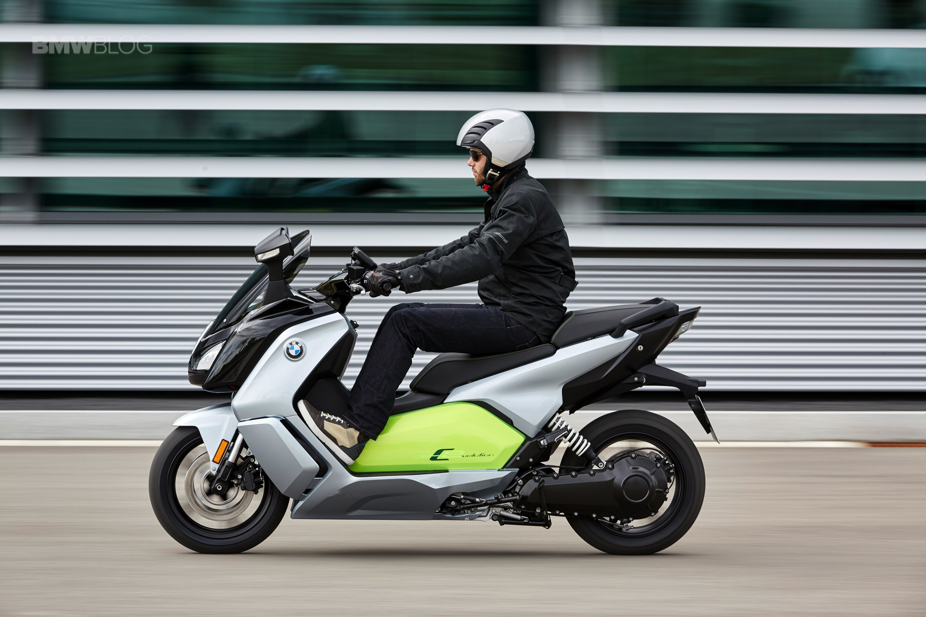 BMW C Evolution Scooter 11kw 8