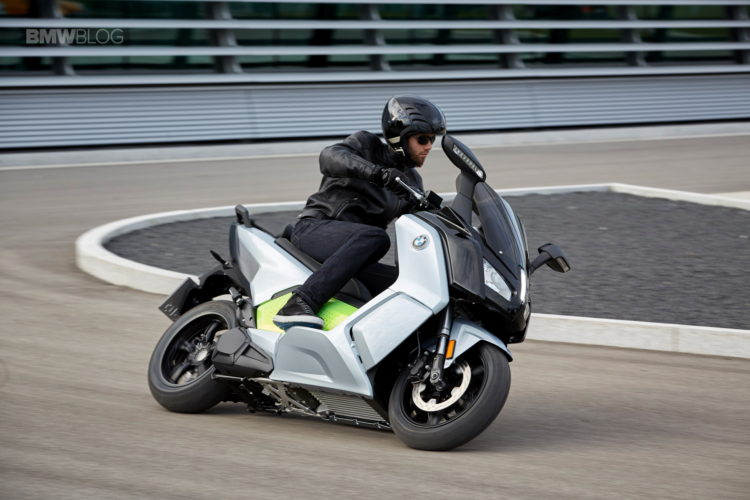 BMW C Evolution Scooter long range 21 750x500
