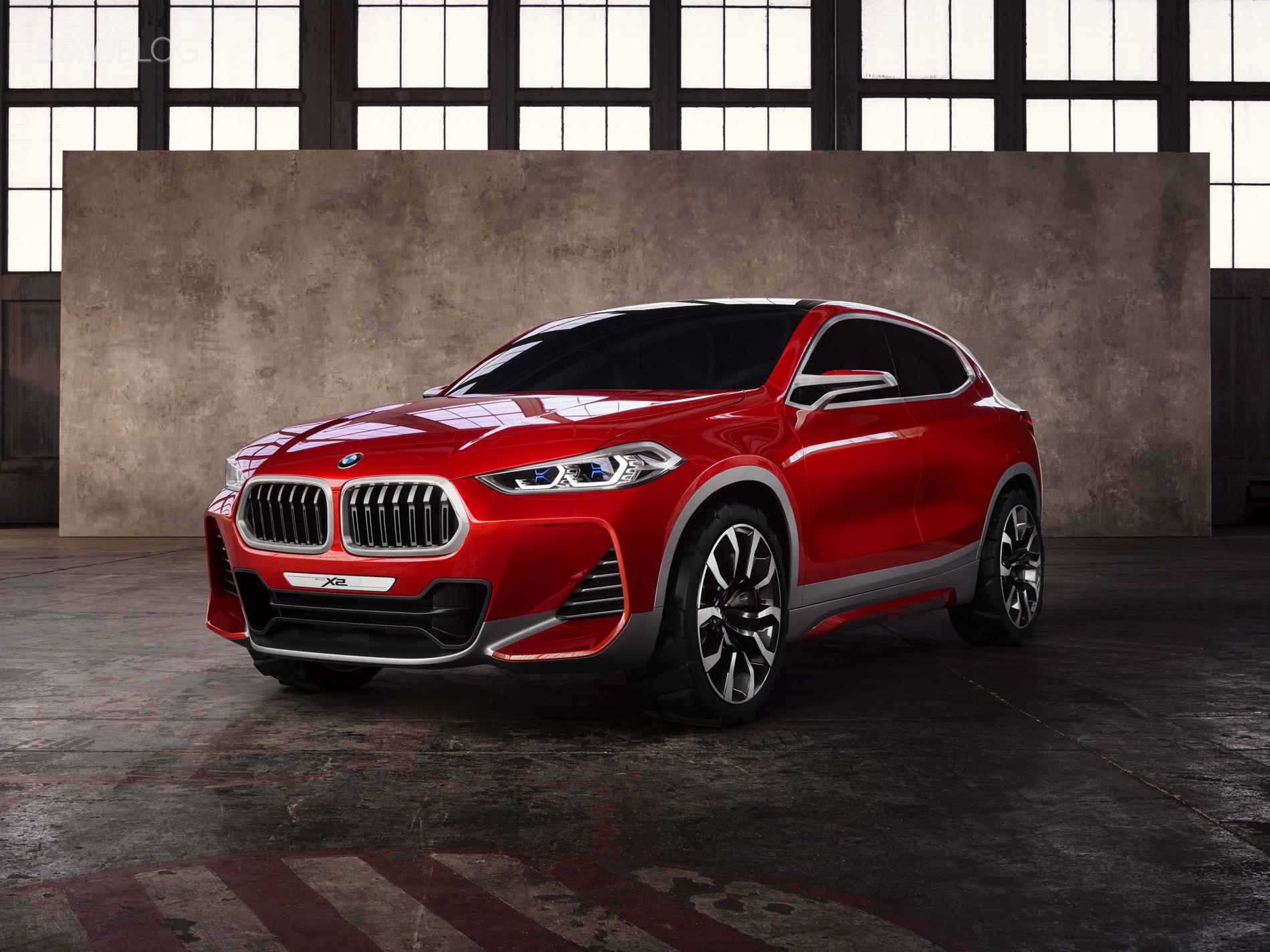 BMW Concept X2 8