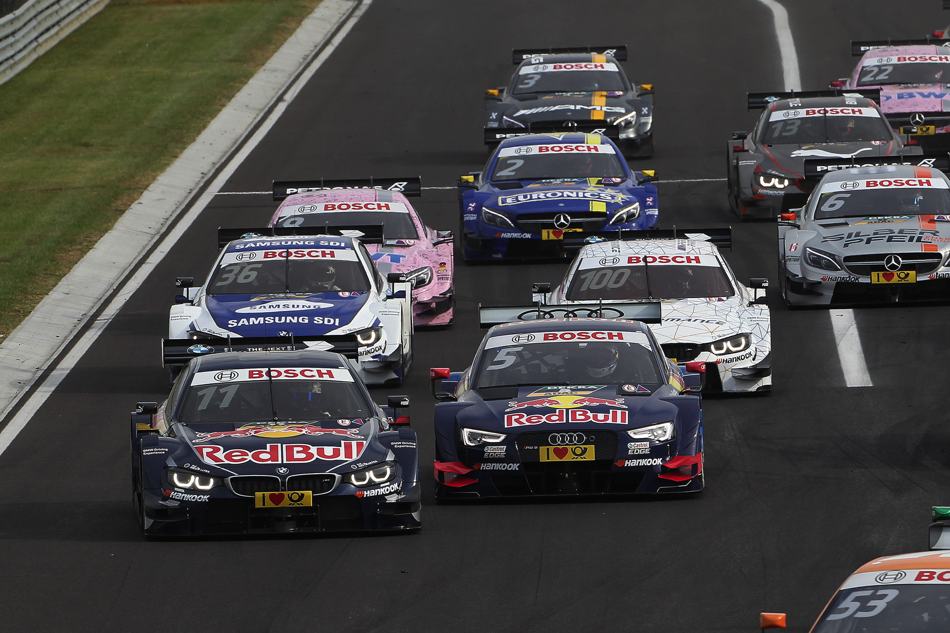 BMW DTM Hungaroring 1