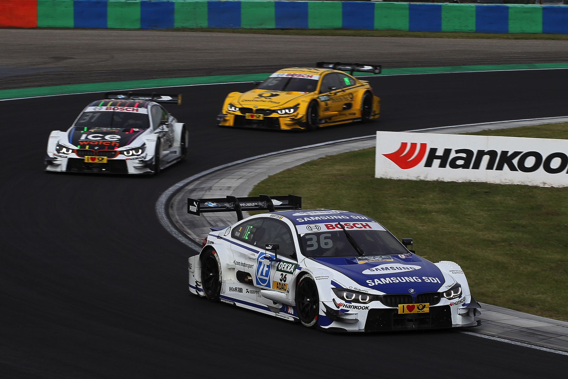 BMW DTM Hungaroring 6