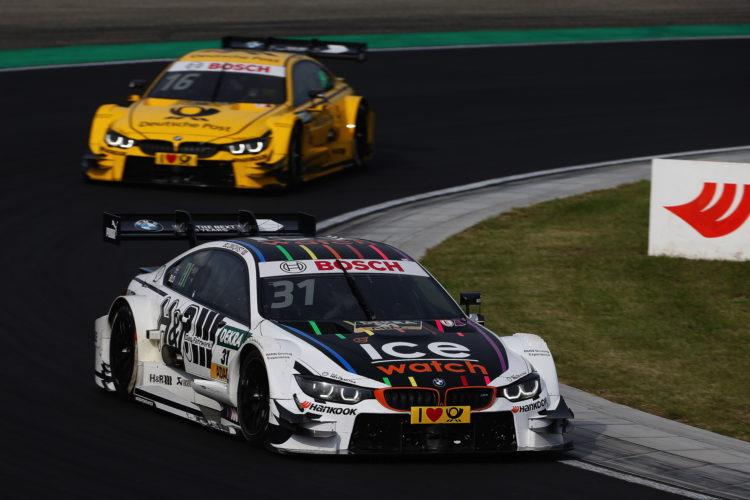 BMW DTM Wittmann Hungaroring 5 750x500
